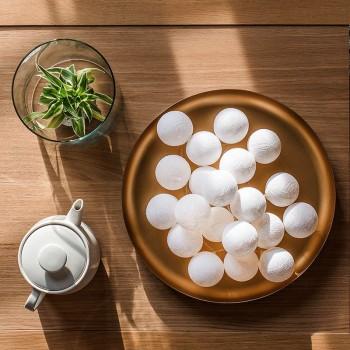 Guirlande LED 50 boules - Barry - Suggestions Premium - La Case de Cousin Paul