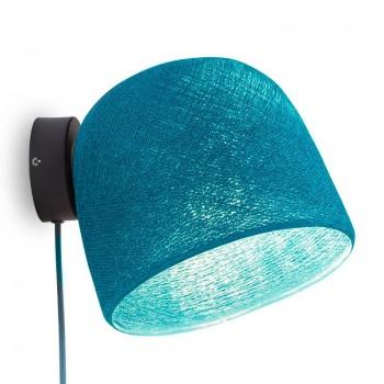 Mobiel muur licht turkoois - De wandlamp - La Case de Cousin Paul