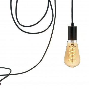 Mobile hanging fixture Contemporaine - Mobile Light fixture - La Case de Cousin Paul