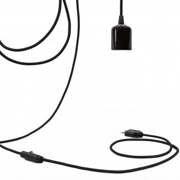 Mobile hanging fixture Liberty black - Mobile Light fixture - La Case de Cousin Paul