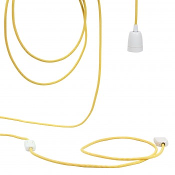 Mobile hanging fixture Limonade - Mobile Light fixture - La Case de Cousin Paul