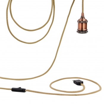 Mobile hanging fixture Boheme - Mobile Light fixture - La Case de Cousin Paul