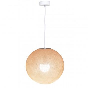 Globus Light Corail Ø 36cm - Lampenschirm globus light - La Case de Cousin Paul