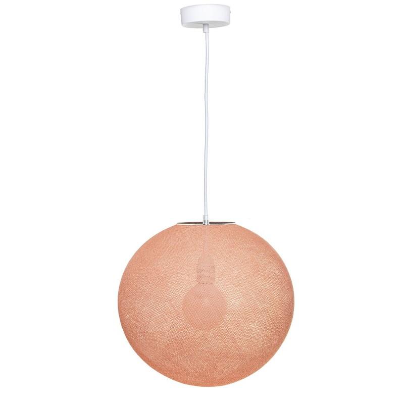 Globos Light Corail Ø 36cm - Pantallas Individuales globos light - La Case de Cousin Paul