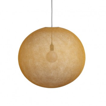 Globe Light XXL Tabac Ø 67cm - LIGHT Collection - La Case de Cousin Paul