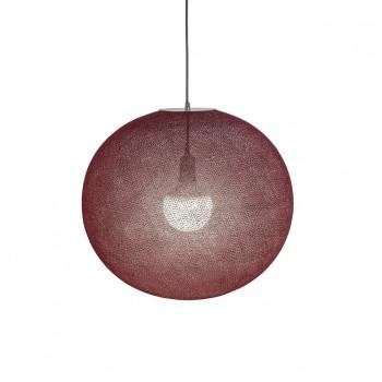 Ballampen Light XL Terracotta Ø 50cm - Lampenkappen Los ballampen light - La Case de Cousin Paul