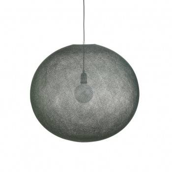Globe Light XXL Vert impérial Ø 67cm - Collection light - La Case de Cousin Paul