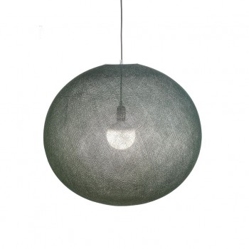 Globos Light XXL Verde imperial Ø 67cm - Pantallas Individuales globos light - La Case de Cousin Paul