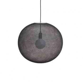 Globe Light XL Anthracite Ø 50cm - Collection light - La Case de Cousin Paul