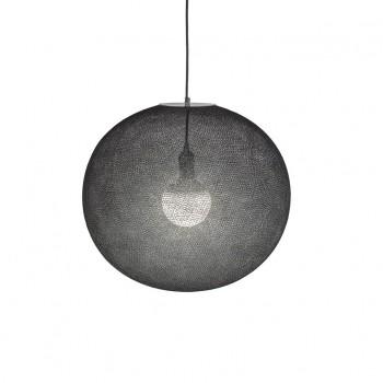 Globus Light XL Anthrazit Ø 50cm - Lampenschirm Globus light - La Case de Cousin Paul