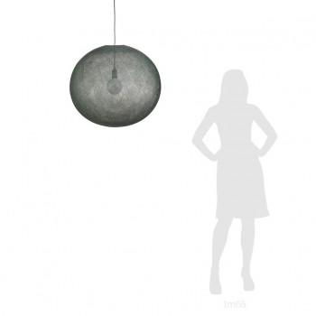 Ballampen Light XXL Imperiaal groen Ø 67cm - Lampenkappen Los ballampen light - La Case de Cousin Paul