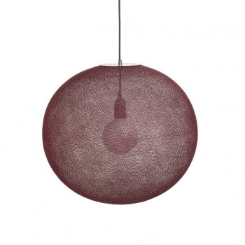 Globe Light XXL Terracotta Ø 67cm - LIGHT Collection - La Case de Cousin Paul