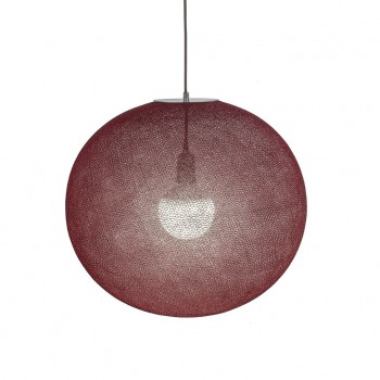 Globe Light XXL Terracotta Ø 67cm - Collection light - La Case de Cousin Paul