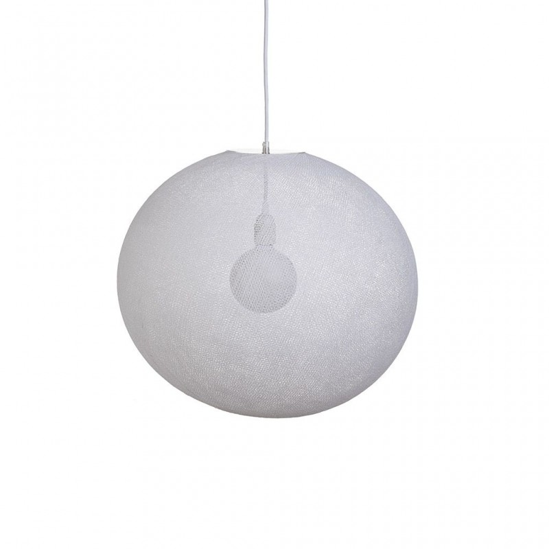 Globos Light XL blanco Ø 50cm - Colleción LIGHT - La Case de Cousin Paul