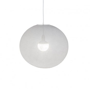 Sfere Light XL bianco Ø 50cm - Sfere light - La Case de Cousin Paul