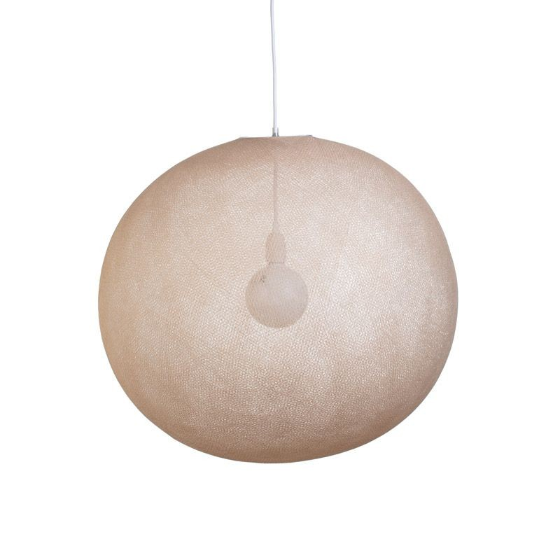 Globe Light XXL Sahara Ø 67cm - Lampshades globe light - La Case de Cousin Paul