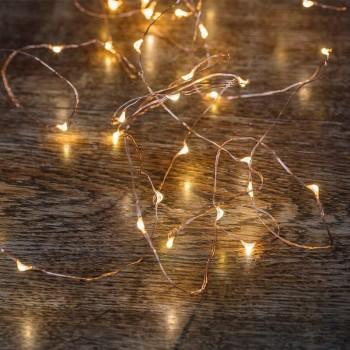 Lola light 40 micro-leds - Décoration de noël - La Case de Cousin Paul