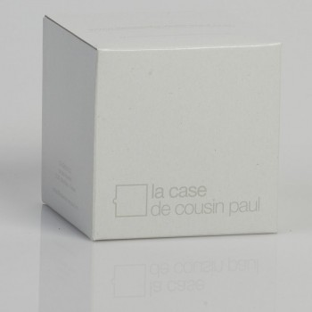 Suspension simple cylindre plastique - Gris - Accessoires luminaires - La Case de Cousin Paul