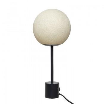 Lampe APAPA - Ivoire - Lampe à poser - La Case de Cousin Paul