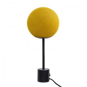 Lampe APAPA - Mustard - Lampe à poser - La Case de Cousin Paul