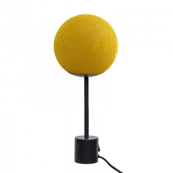 Lampe APAPA - Senf - Tischlampe - La Case de Cousin Paul