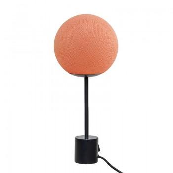 Lampe APAPA - Erröten - Tischlampe - La Case de Cousin Paul