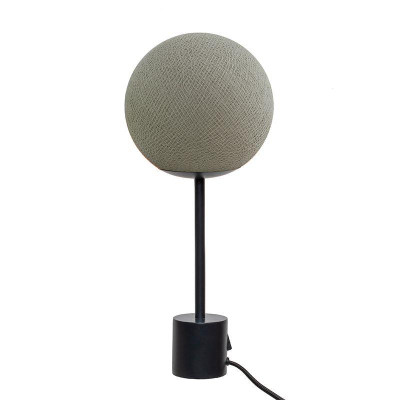 Lampe APAPA - Grège - Lampe à poser - La Case de Cousin Paul