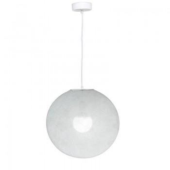 Globe Light Blanc Ø 36cm - Collection light - La Case de Cousin Paul
