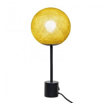Lampe APAPA - Moutarde - Lampe à poser - La Case de Cousin Paul