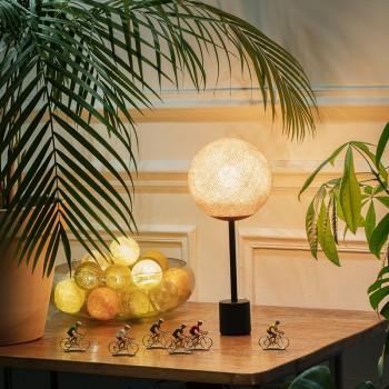 Lampe APAPA Blush - Lampe Apapa - La Case de Cousin Paul