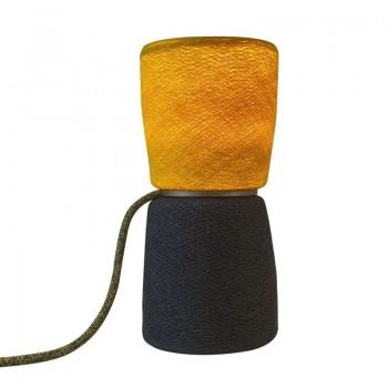 Lampe BAoBA - Curry - Lampe Baoba - La Case de Cousin Paul
