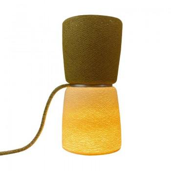 Lampe BAoBA - Tabak - Lamp Baoba - La Case de Cousin Paul