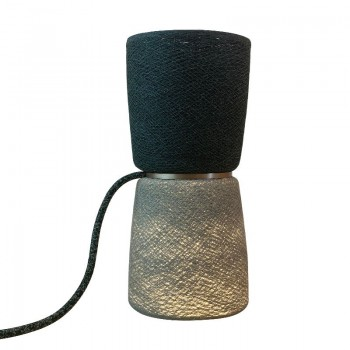 Lampe BAoBA - Sauge - Lampe Baoba - La Case de Cousin Paul