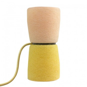 Lampe BAoBA - Vanille - Lamp Baoba - La Case de Cousin Paul