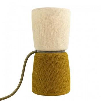 Lampe BAoBA - Tabac - Lampe à poser - La Case de Cousin Paul