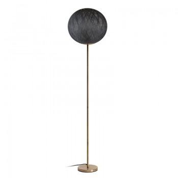 """Lámpara de pie """"Art Deco"""" negro - Lámpara de pie - La Case de Cousin Paul"""