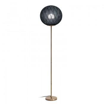 """Vloerlamp """"Art Deco"""" zwart - Vloerlamp - La Case de Cousin Paul"""
