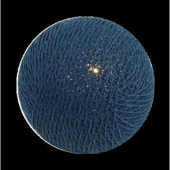 Kugel Nachtlicht Entenblau - Bälle für Nachtbeleuchtung - La Case de Cousin Paul