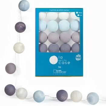 Lichterkette Léo Baby Nachtlicht 16 LED - Lichterketten Box Nachtlicht - La Case de Cousin Paul