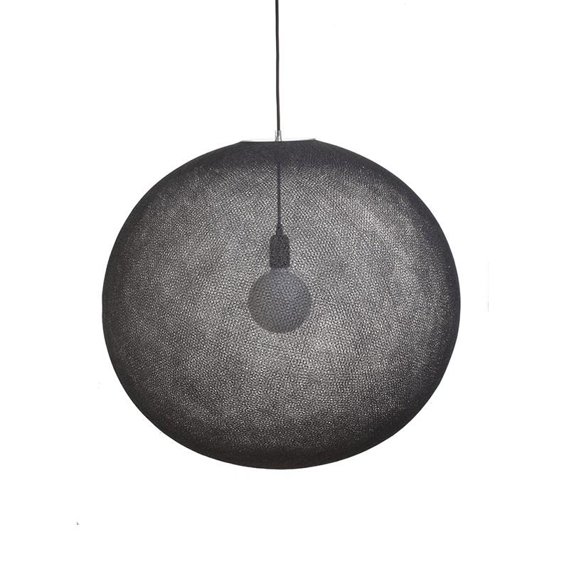 Globe Light XXL Anthracite Ø 67cm - Abat-jour globe light - La Case de Cousin Paul