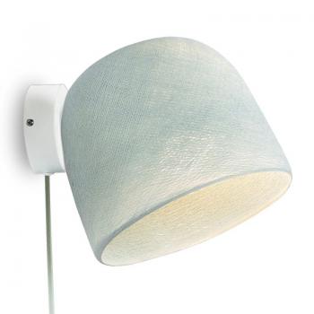 Mobiel muur licht wit azuurblauw - Wandlamp - La Case de Cousin Paul