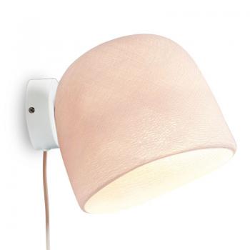 Mobiel muur licht wit dragee - Wandlamp - La Case de Cousin Paul