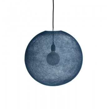 Globos Light XL aceite azul Ø 50cm - Pantallas Individuales globos light - La Case de Cousin Paul