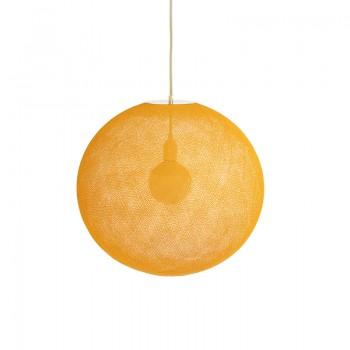 Globus Light XL Curry Ø 50cm - Lampenschirm Globus Light - La Case de Cousin Paul
