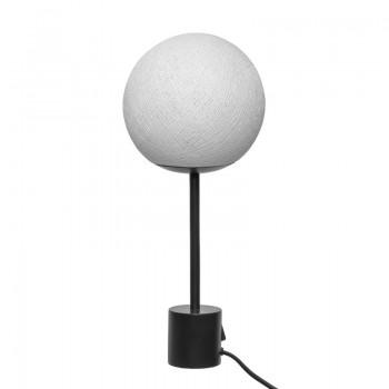 Lampe APAPA - blanco - Lámpara Apapa - La Case de Cousin Paul