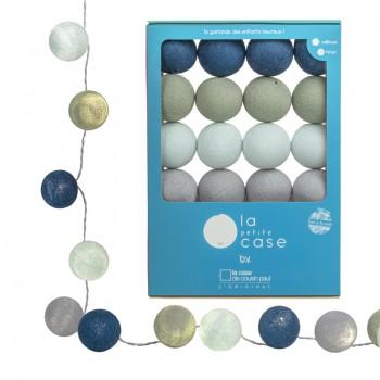 Lichterkette Léonard Baby Nachtlicht 16 LED - Lichterketten Box Nachtlicht - La Case de Cousin Paul