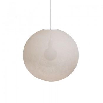 Globe Light XL Ecru Ø 50cm - Abat-jour globe light - La Case de Cousin Paul