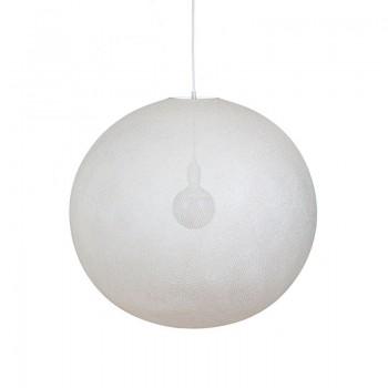 Globe Light XXL Ecru Ø 67cm - Abat-jour globe light - La Case de Cousin Paul
