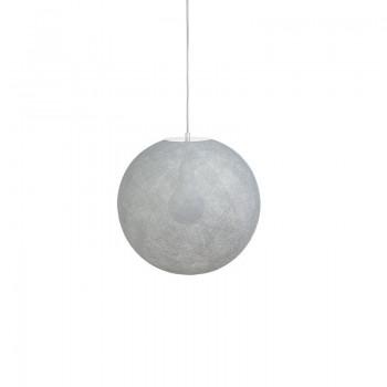 Globe Light Acier Ø 36cm - Abat-jour globe light - La Case de Cousin Paul