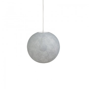 Sfere Light acciaio Ø 36cm - Coprilampada sfere light - La Case de Cousin Paul